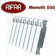 Радиатор биметаллический Rifar Monolit 3/4 500/5