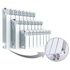 Радиатор биметаллический Rifar Base Ventil 200/6,левое подключение (без H-образного узла)