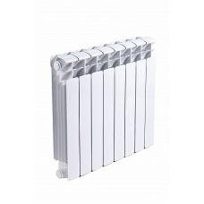 Радиатор биметаллический Rifar Base Ventil 350/8, левое подключение (без H-образного узла)