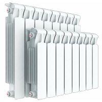 Радиатор биметаллический Rifar Monolit 3/4 350/12