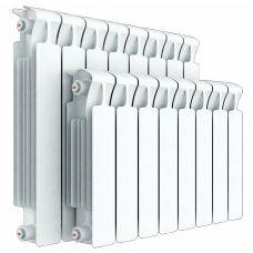 Радиатор биметаллический Rifar Monolit 3/4 350/8