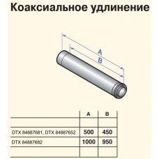 Удлинение длиной 1000 мм DTX 84887682 (Арт.:DTX 84887682)