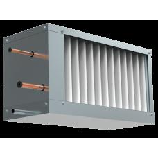 Фреоновый охладитель для прямоугольных каналов WHR-R 600*300-3