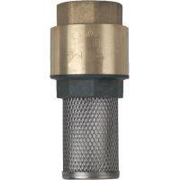 Обратный клапан с сетчатым фильтром 1