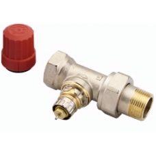 Клапан термостатический RTR-N Ду15 для двухтруб систем прям (взамен 013G3904)