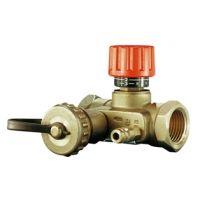 Ручной балансировочный клапан USV-I 15 с внутренней резьбой 003Z2131 (Арт.:003Z2131)