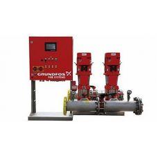 Комплектная насосная установка для пожаротушения Hydro MX 1/1 CR 20-5, 5.5 кВт. (Арт.:GR98592510)