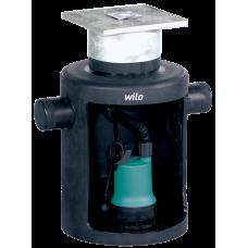 Напорная установка отвода сточной воды WILO DrainLift Box 40/10