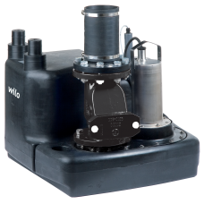 Напорная установка отвода сточной воды WILO DrainLift M 1/8 (3~400 V, 50 Hz)
