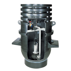 Напорная установка отвода сточной воды WILO DrainLift WS 1100D/TP 50, FIT V05, PRO V05