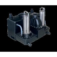 Напорная установка для отвода сточных вод WILO RexaLift FIT L 2-13