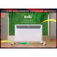 Обзор конвектора Ballu Evolution Transformer
