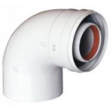 Коаксиальный отвод 90 ,без муфты KHG 71410151 (Арт.:KHG 71410151)