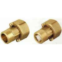 Комплект присоединителей для водосчетчика с обратным клапаном 1/2 x 3/4 EU.ST330030 12x34 (Арт.:EU.ST330030 12x34)