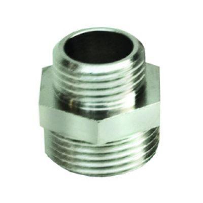 Нипель никел.НР-НР 1/2 х 3/8 AP35801238N (Арт.:AP35801238N)