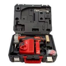 Аккумуляторный расширительный инструмент M12 с головками 16-20-25 на 10 бар