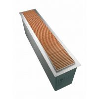 Радиатор Jaga Canal Plus Polyester R 2.5 (без решетки) H68 L121 T35 CP250.06812135/FNA (Арт.:CP250.06812135/FNA)