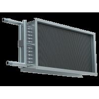 Водяной нагреватель для прямоугольных каналов WHR 500*300-2