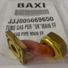 Газовая трубка (для газ. клапана HONEYWELL)